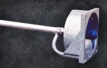 Вихревой миксер для навоза ZQU/ZQUE