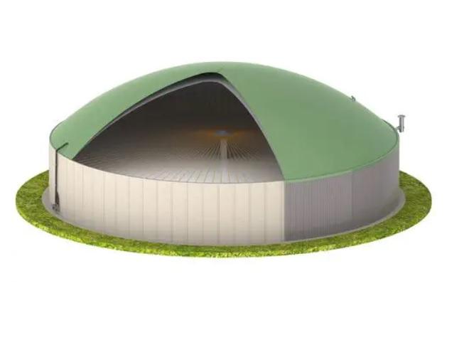 резервуар для биогаза