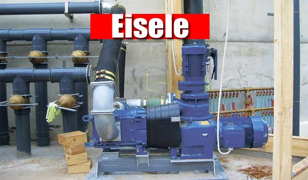 роторный насос Eisele